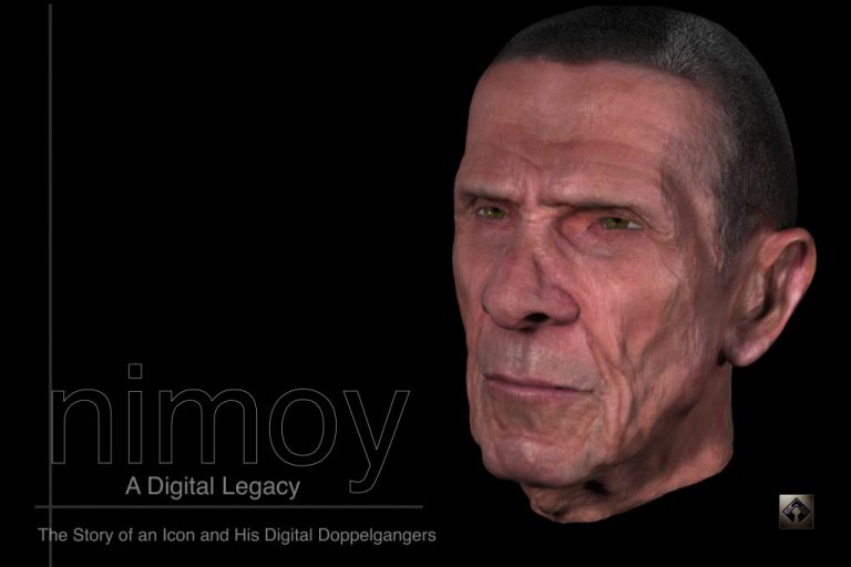 Digital Nimoy — Across the Final Frontier