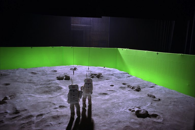 How We Faked the Moon Landing: Part 2 — the Visual Effects of Magnificent Desolation
