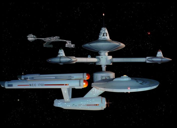 Starfleet Shipyards — October 1996